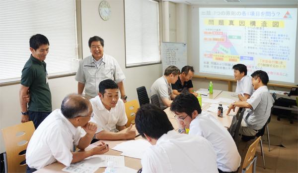 遠藤メソッド「社内トレーナー研修」